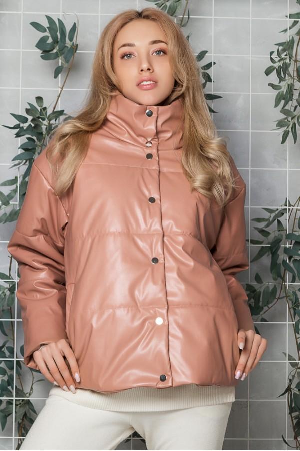 Куртка Бэха пудра