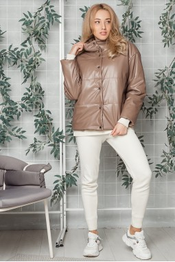 Куртка Бэха коричневый