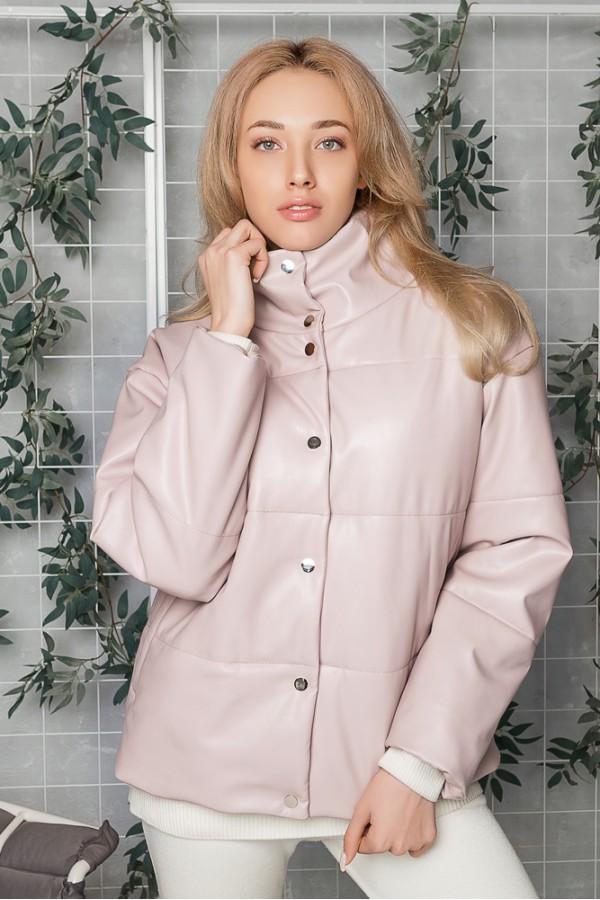 Куртка Бэха карамель