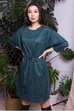 Платье Бони зеленый