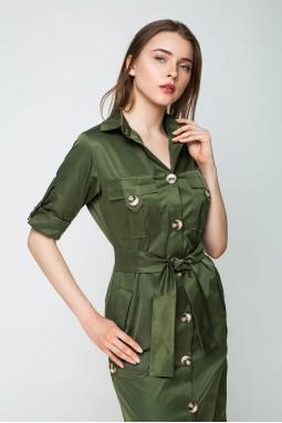 """Платье """"Сафари"""" 45383\1"""