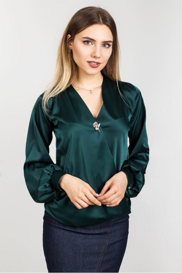 Блузка на запах 00667\1