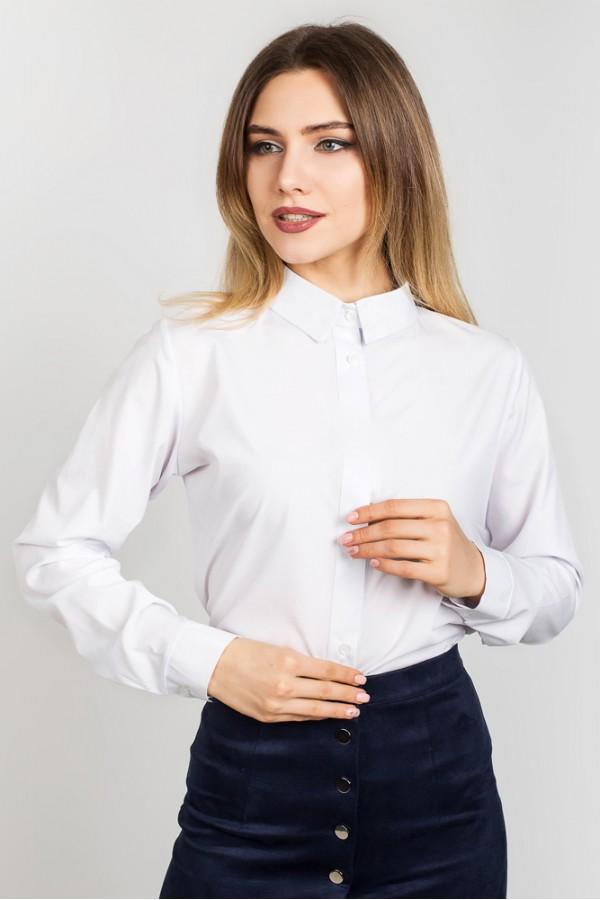 """Рубашка """"Офис"""" 00242"""