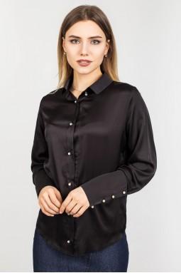 Рубашка Армани черный